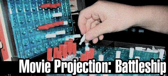 Movie Projection: Battleship
